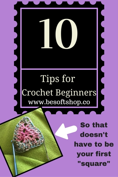 10 Tips for Crochet Beginners Blog